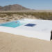 And the unthinkable was thought: a secret swimming pool in the Mojave Desert…