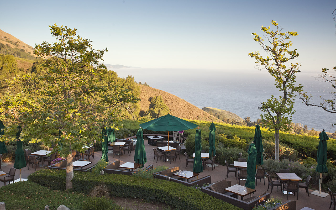 Make Your Incentive In The Nature At The Alila Ventana Big Sur Get Americas